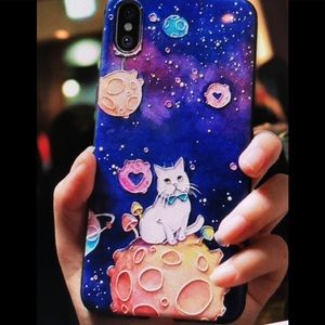 Accessories - Cat iPhone case for 7/8 Plus